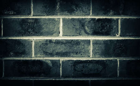 dramatic old brick wall closeup Stock Photo - 18948919