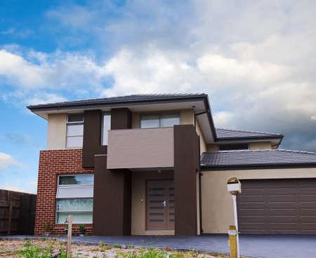 typical Australian house. Melbourne,Australia Editorial