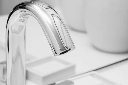 water sink: luxury water sink in room