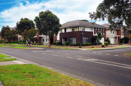 residential: Typical Australian residential house