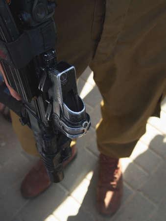 israeli: Israeli soldier details