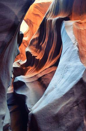 lower antelope: Antelope Caves. Arizona. USA