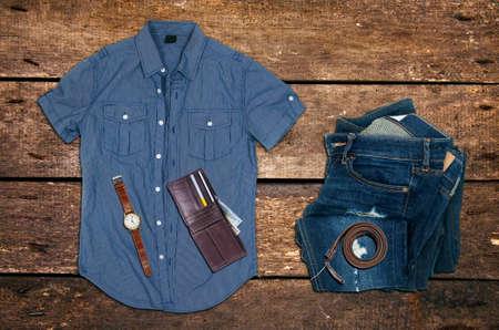 Bedrijfs- en mode-objecten