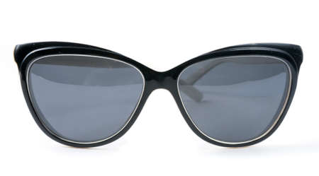 Female sunglasses isolated on the white background 版權商用圖片