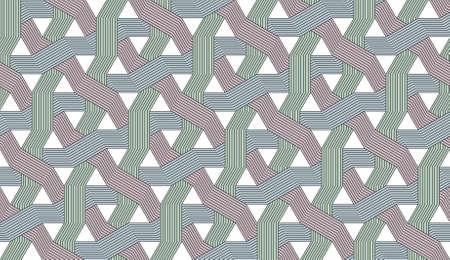 Abstract seamless surround pattern.
