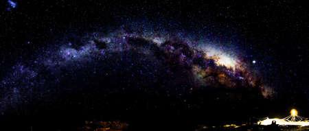 antarctica: Milky Way in Antarctica