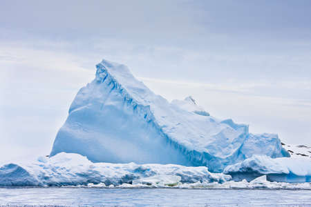 Huge iceberg in Antarctica Stock Photo - 9798922