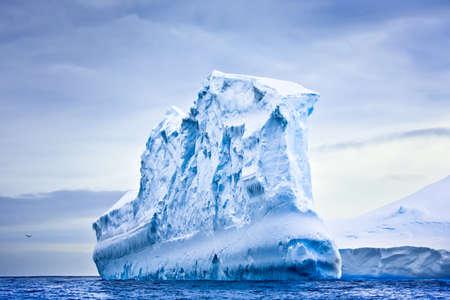 Huge iceberg in Antarctica photo