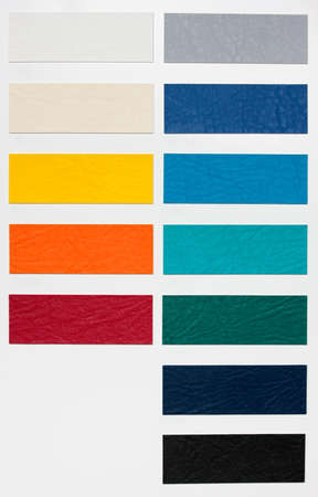 Samples of color photo