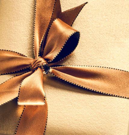 Christmas gift box Zdjęcie Seryjne