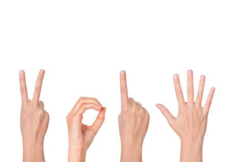 twenty thirteen: hands forming a number 2015
