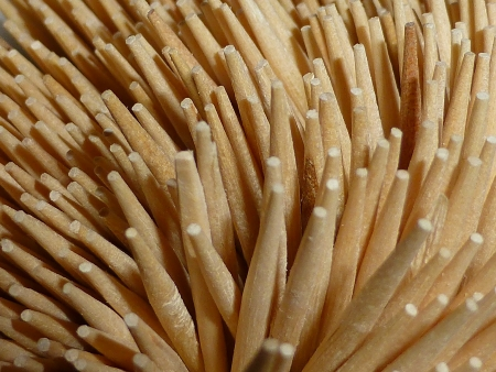 toothpicks Stock Photo - 21022914