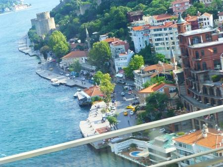 strait: Istanbul bosphorus strait - Turkey