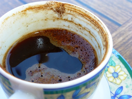 Cup of Turkish Coffe photo