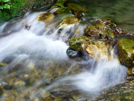 Wasserfall Standard-Bild - 62545621