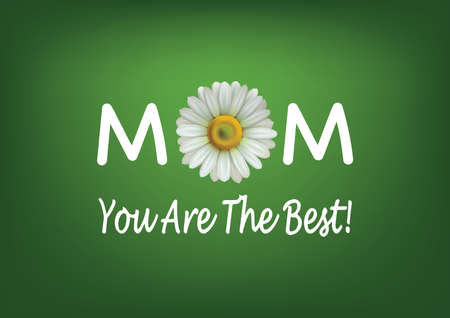 Illustration of mother card Vector