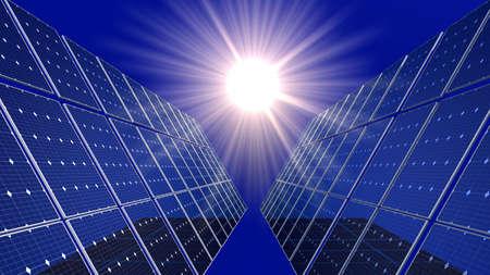 solar and sun Stock Photo - 5709374