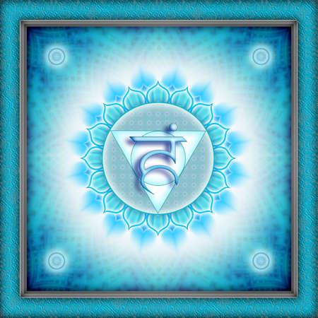 vishuddha: chakra vishuddha