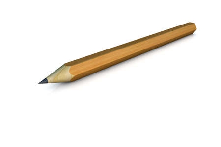pencil Stock Photo - 9912371