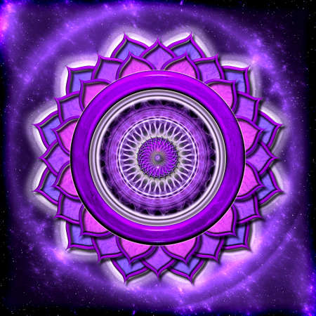 The Crown Chakra photo