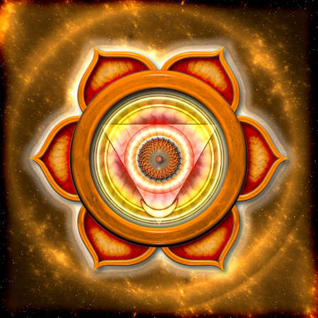 The Sacral Chakra photo