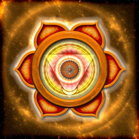 harmonizing: The Sacral Chakra