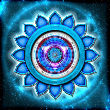 chakra: Le chakra de la gorge