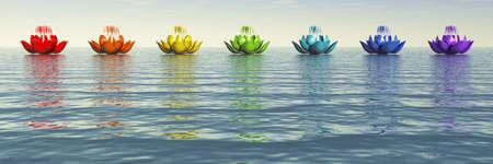 Chakra Lotus photo
