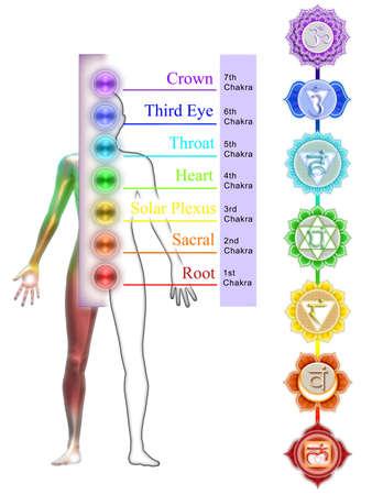 aura: Die sieben Chakren