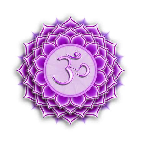 sahasrara: Crown Chakra Sahasrara