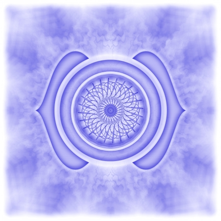 Mandala The Third Eye Chakra