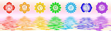 The Seven Main Chakras