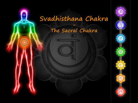 sacral: The Sacral Chakra