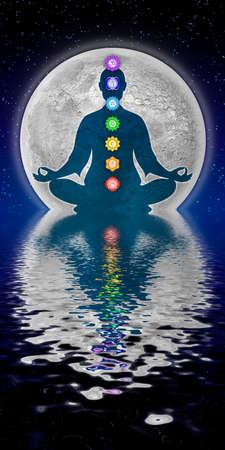 chakras: Chakra Meditaci�n