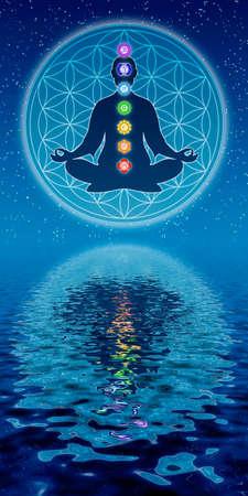 crown chakra: Chakra Meditation
