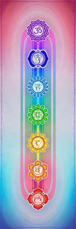prana: Seven Chakras