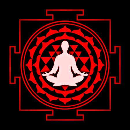 tantra: Sri Yantra Chakra Meditation