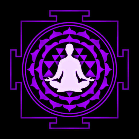 shree: Sri Yantra Chakra Meditation