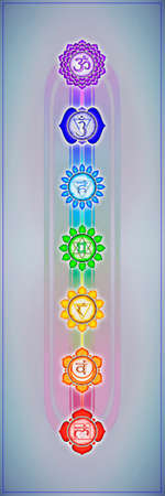 energy healing: The Seven Chakras