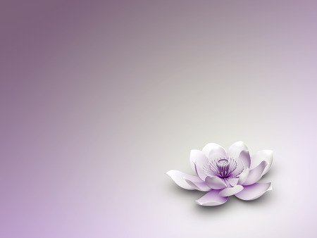 flower designs: Lotus Flower Stock Photo