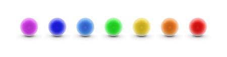 reiki: Chakra Spheres
