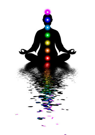 chakra symbols: In Meditation With Chakras
