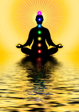 prana: In Meditation With Chakras