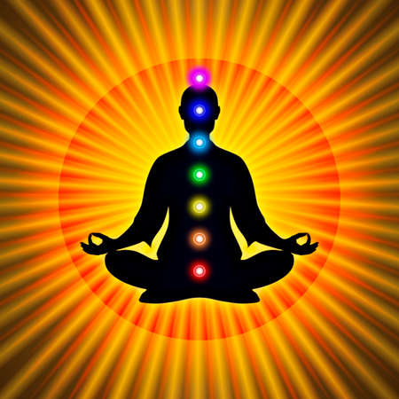 manipura: In Meditation With Chakras