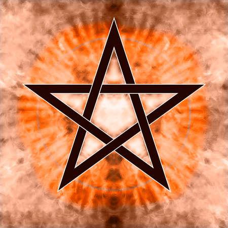 paganism: Pentagram
