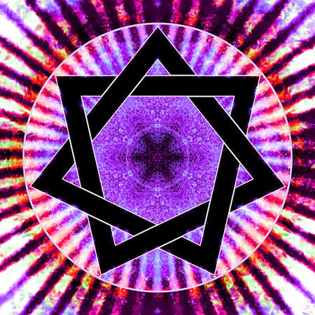 wicca: Heptagon - Star Of Love