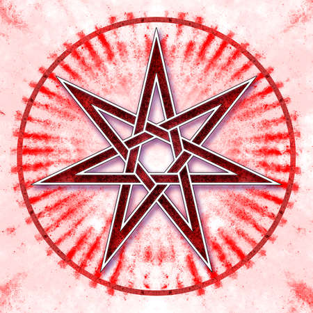 pentagram: Heptagon - Star Of Love