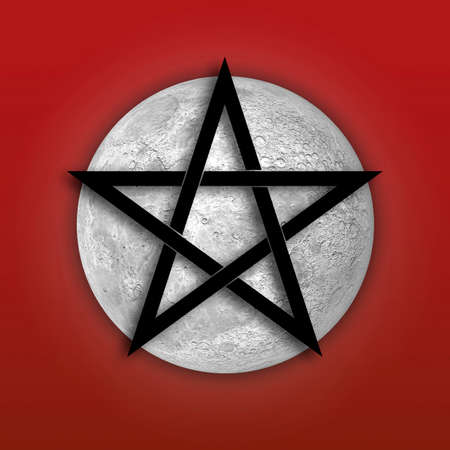 pentacle: Pentagram Symbol