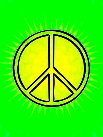 ideology: Peace symbol