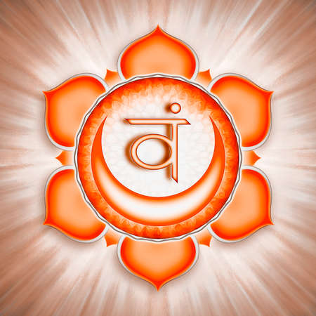 energy healing: Sacral Chakra